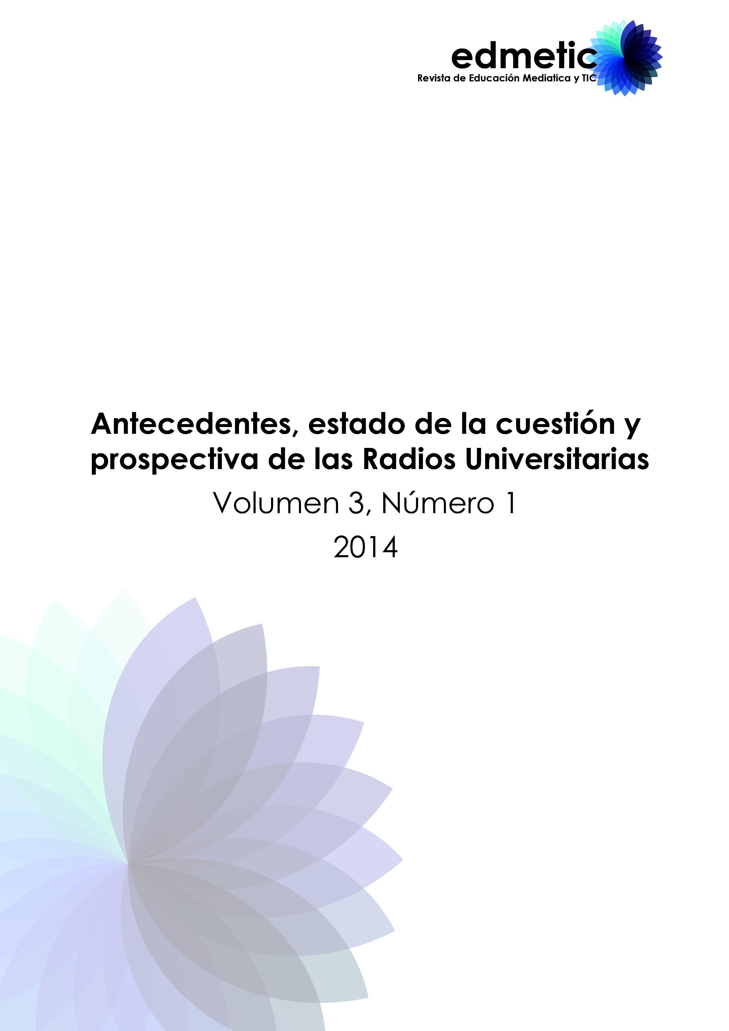 Edmetic- Revista de Educación Mediática y Tic - Facultad de Ciencias de la Educación. Córdoba