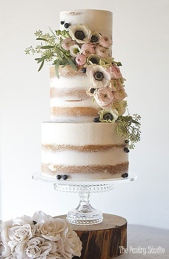 translucent wedding cakes done right cake design by the pastry studio nakedcakes translucentcakes