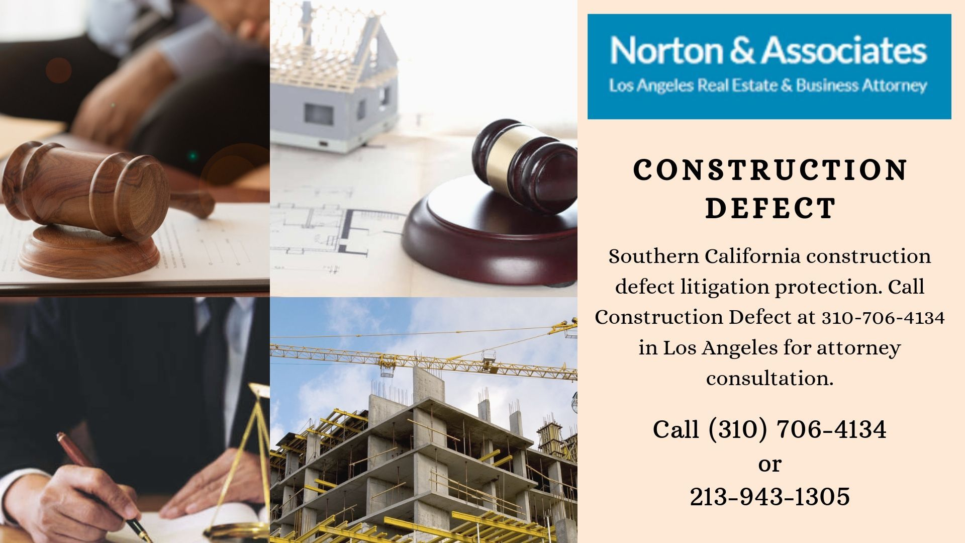 Construction Defect Los Angeles Attorney At Law Construction Los Angeles Real Estate