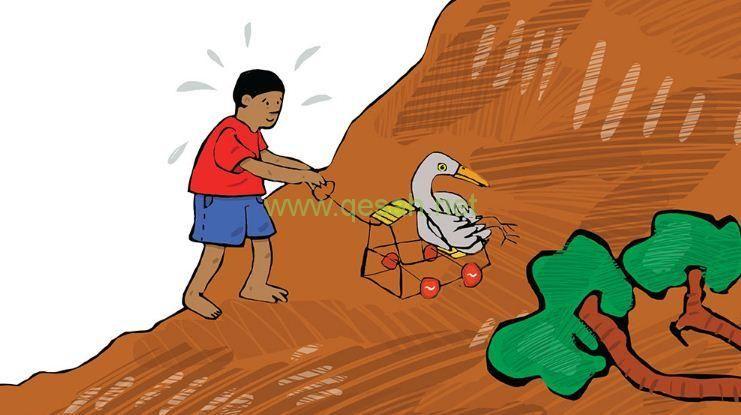 قصه عن الرفق بالحيوان مصورة قصة كريم ونورين قصة واقعية