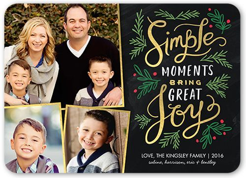 Use our guide on when to send out christmas cards and holiday card etiquette to make