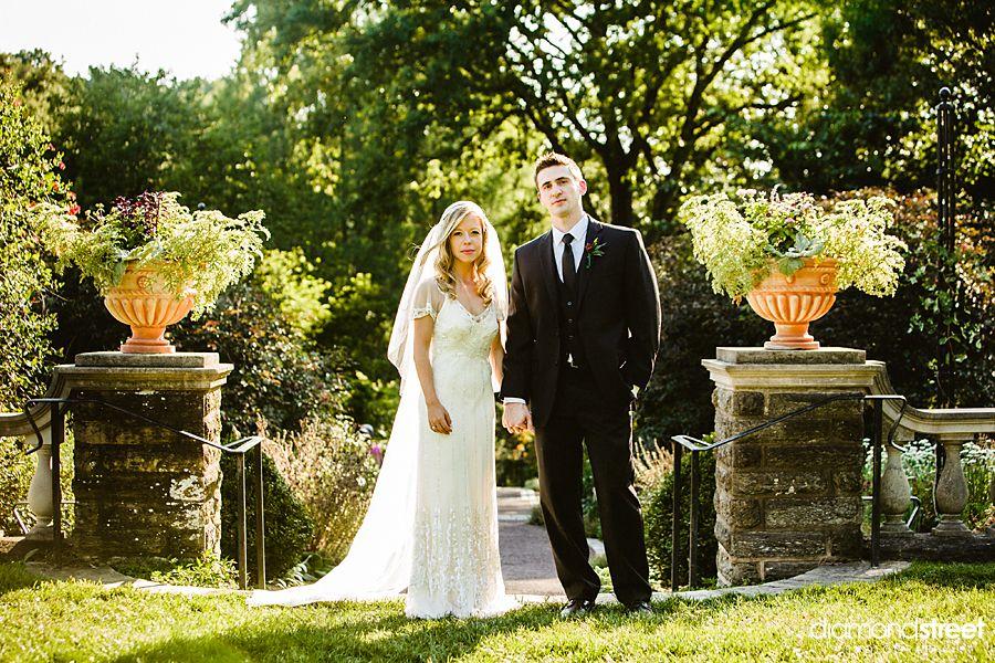 Morris Arboretum Weddings Photography By Diamond Street