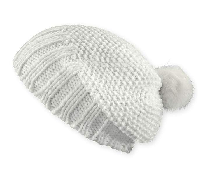 df7acc19843 pistil Women s Juliette Knit Slouch Beanie Hat Review