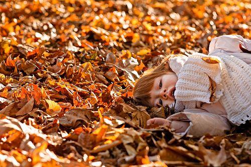 L'autunno è divertente
