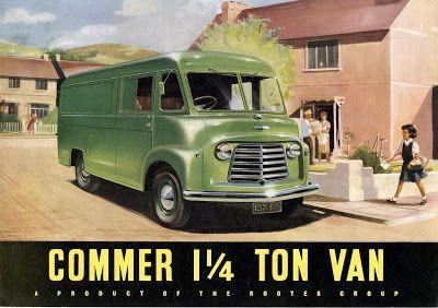 2679ef25a7 transpress nz  Commer Vans