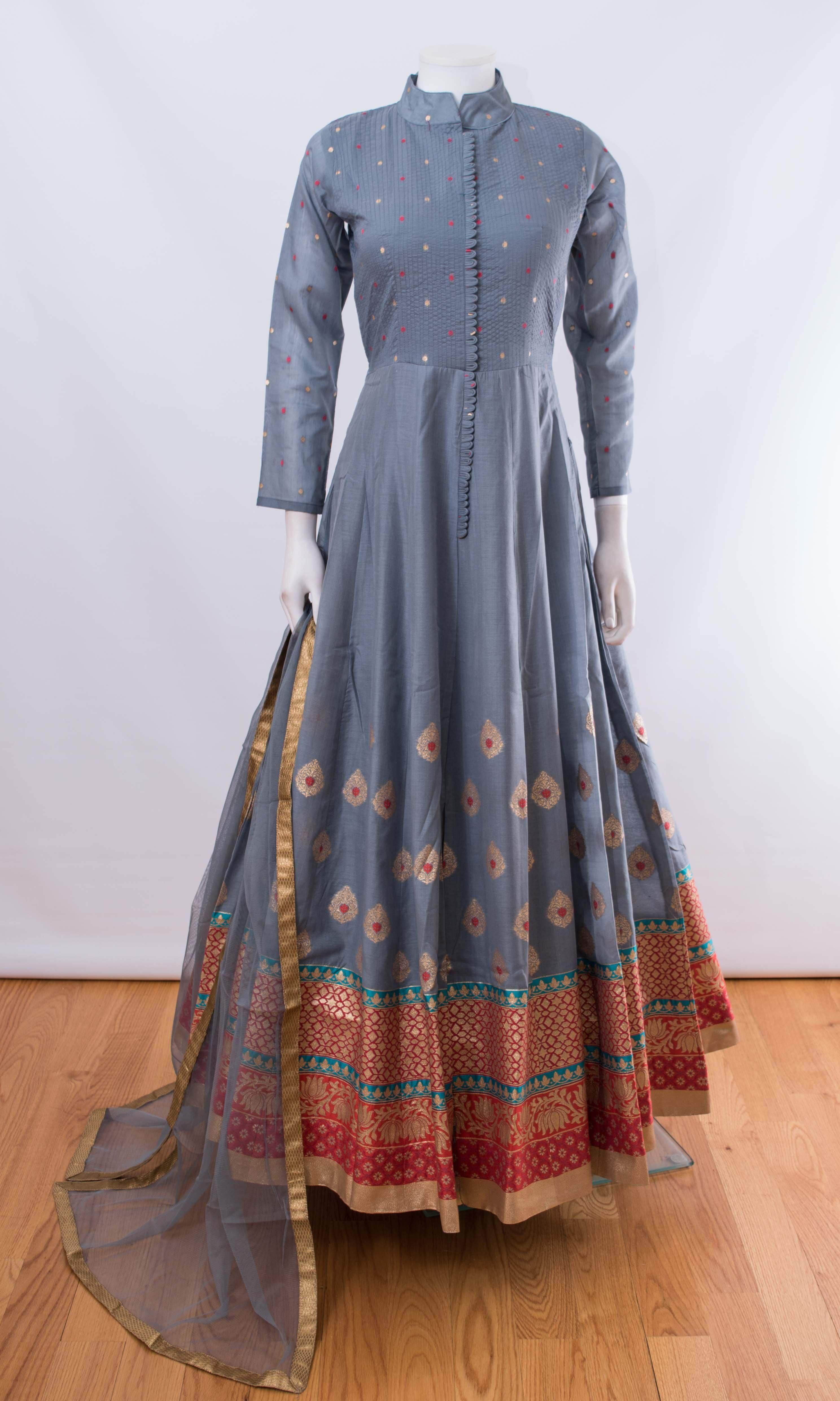 Ag1323 In 2019 Lucknowi Indian Outfits Indian Clothes Online