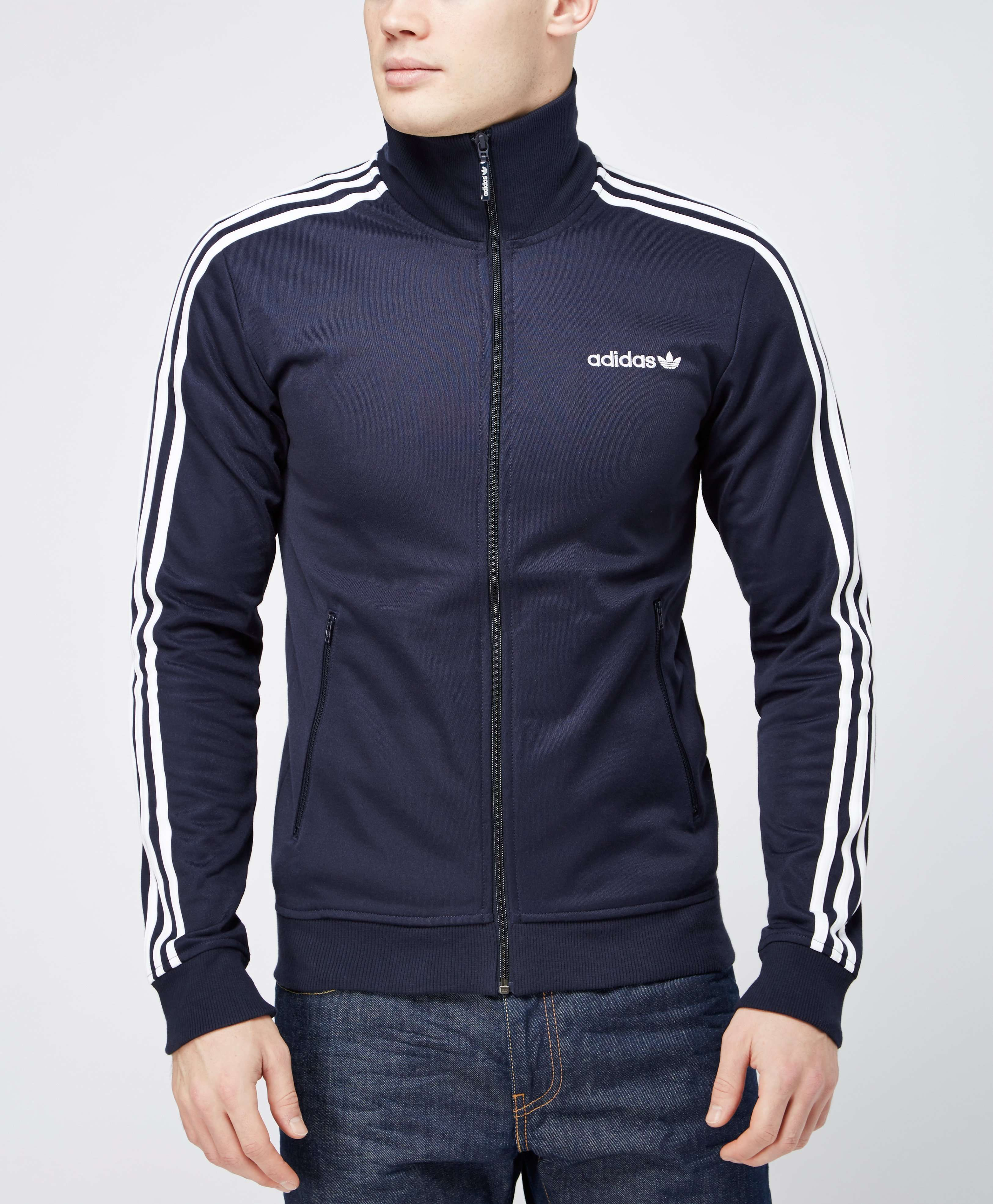4e044876 adidas Originals Beckenbauer Track Jacket - The Brand Authority, scotts  Menswear, brings you the latest clothing, footwear and accessories from top  menswear ...