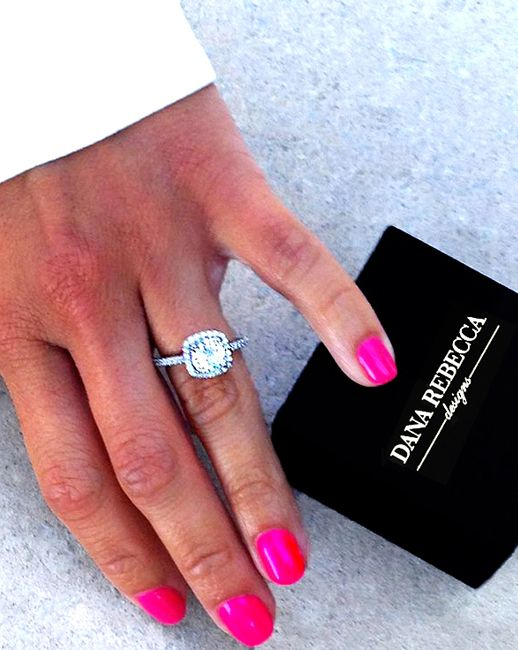 Classic Platinum Cushion Cut Engagement Ring With Halo 1 5 Carats