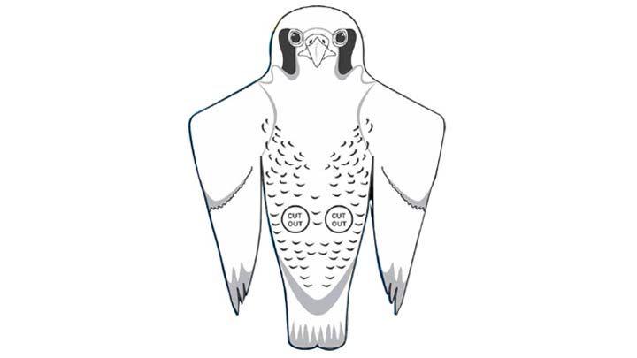 Peregrine Falcon Finger Puppet Finger Puppets Peregrine Falcon