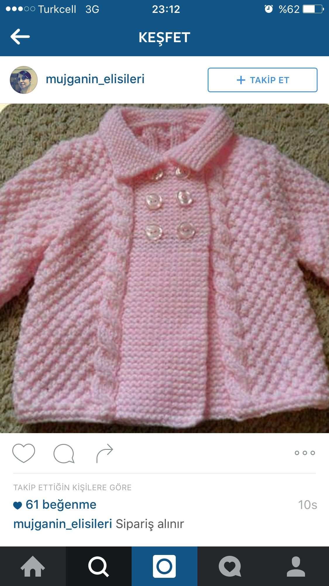 Pin de Mi Sala de Costura en Punto Bebé | Pinterest | Sacos, Tejido ...