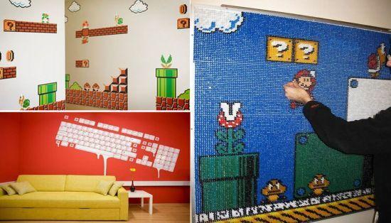 Geek home decorating Home decor