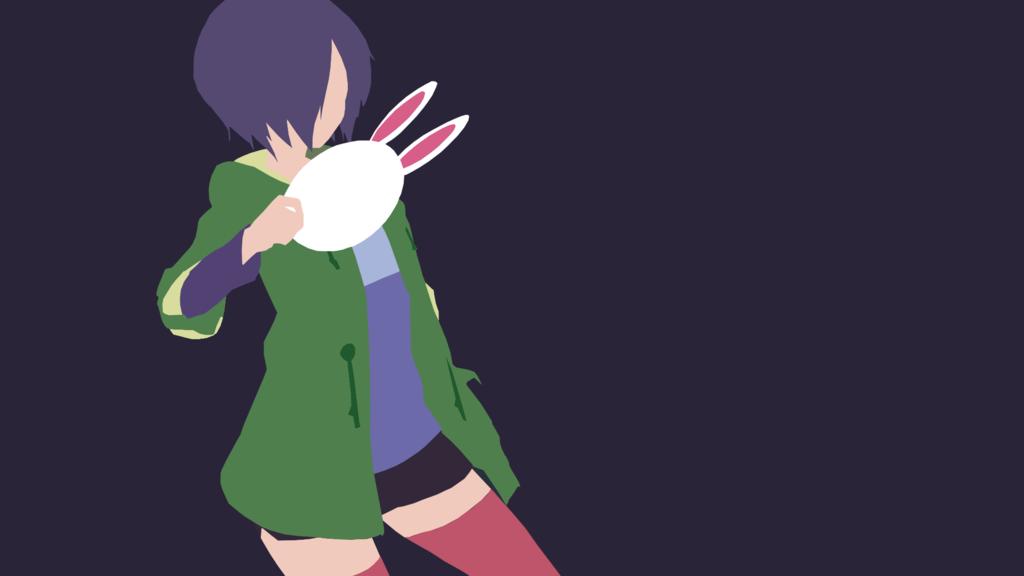 Touka Kirishima (Rabbit) - Tokyo Ghoul