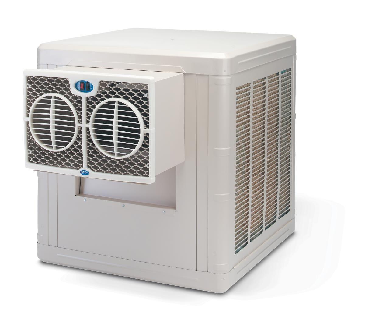 Brisa Bw3004 Window Evaporative Cooler 3000 Cfms Swampcooler Evaporative Cooler Cooling Unit Windows