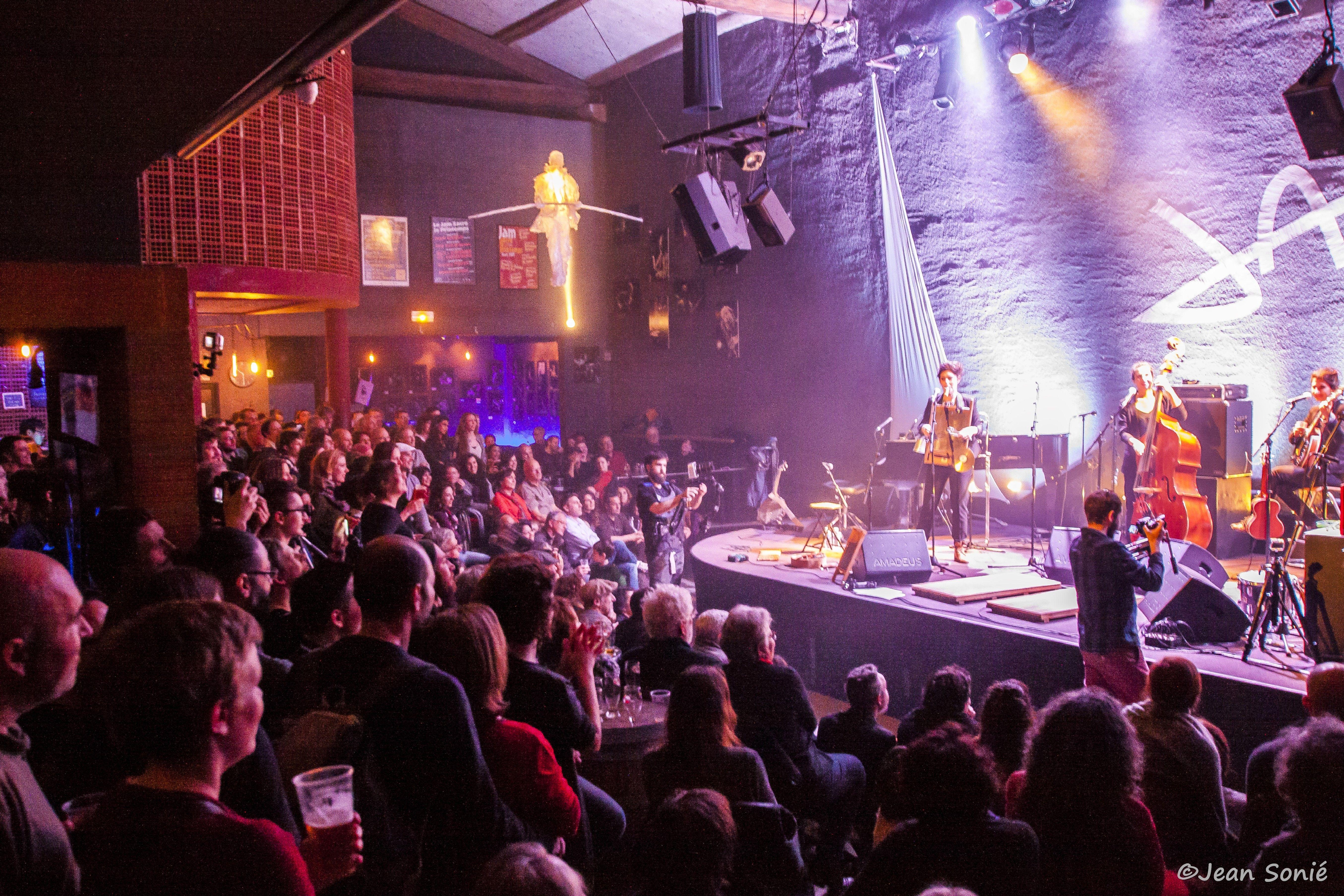 salle concert jam montpellier