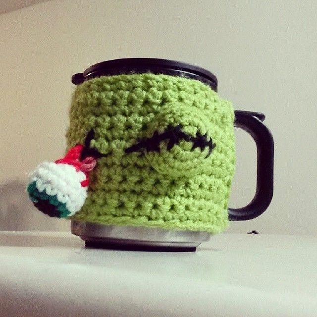 Crochet Zombie Mug Warmer Crochet And Patterns