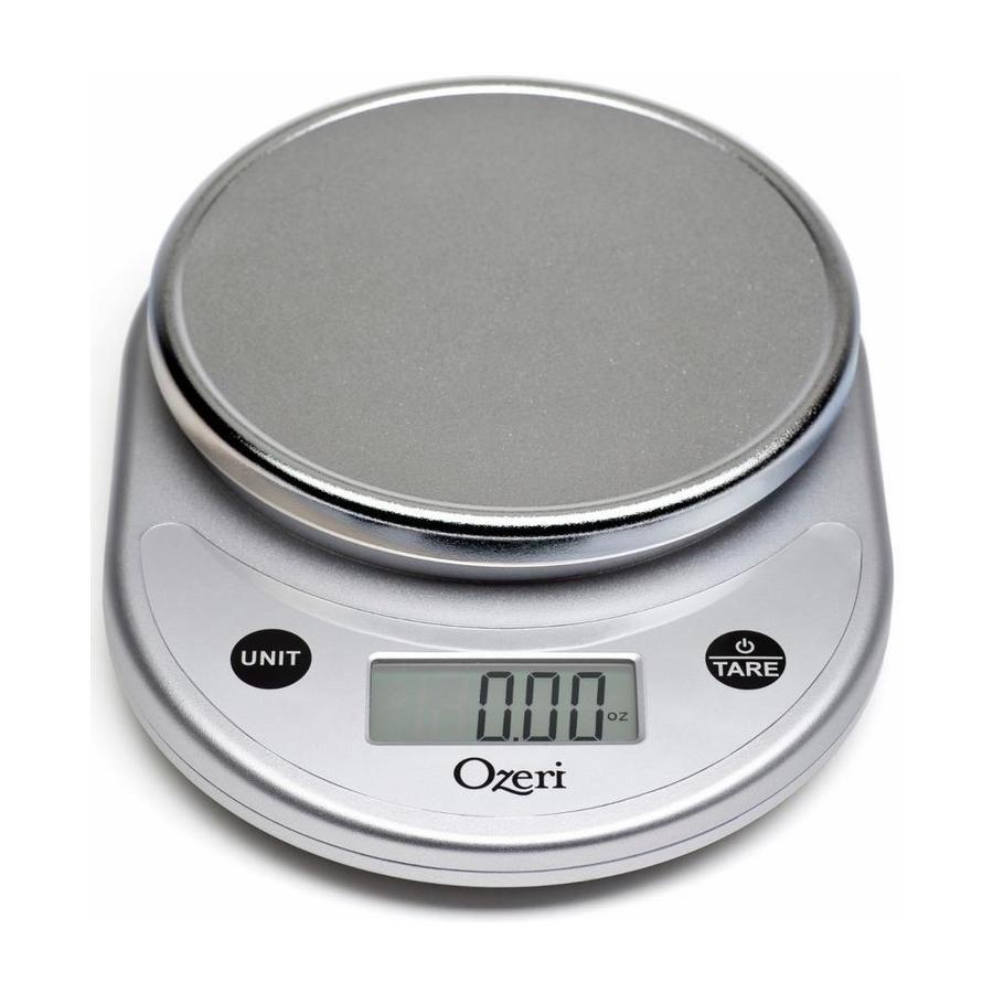 Ozeri Pronto Digital Multifunction Kitchen And Food Scale Lowes Com Food Scale Kitchen Scale Digital Kitchen Scales