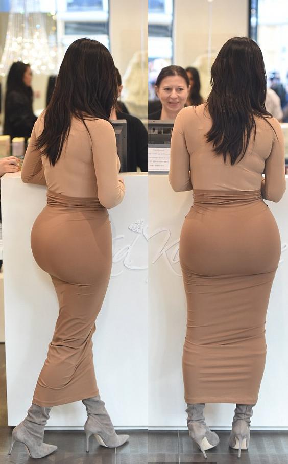 Image result for kim kardashian butt
