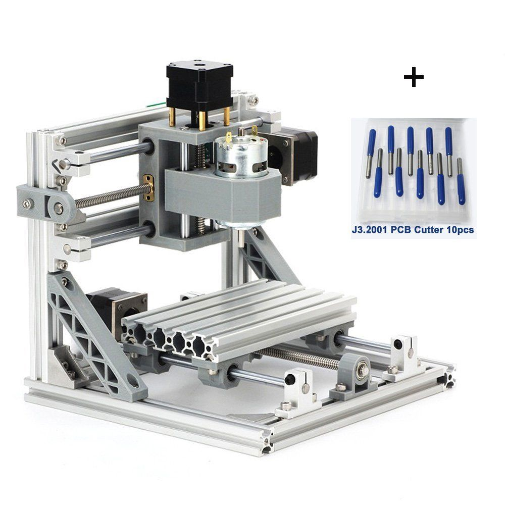 MYSWEETY DIY CNC Router Kits 1610 GRBL Control Wood Carving