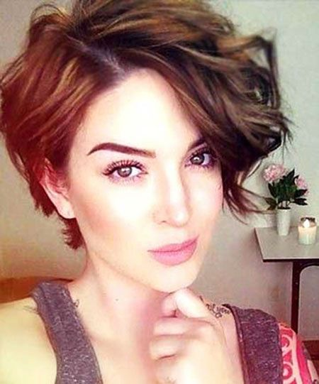Full Size Of Hair Style Stylish Short Wavy Hairstyle For Haircuts Hairstyles Image Inspirations