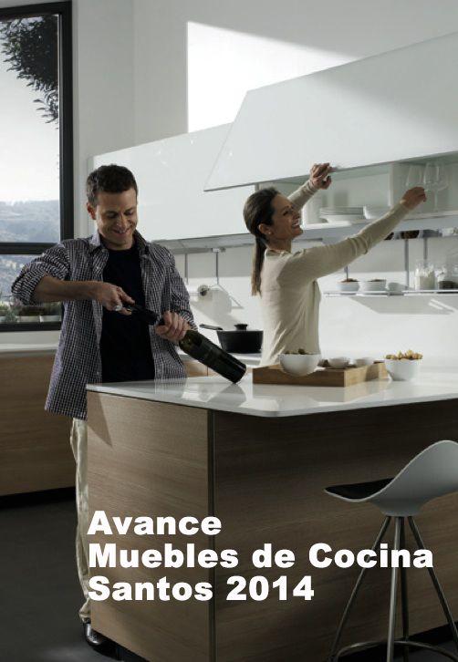 catalogo muebles de cocina santos | Cocinas santos, Cocinas ...