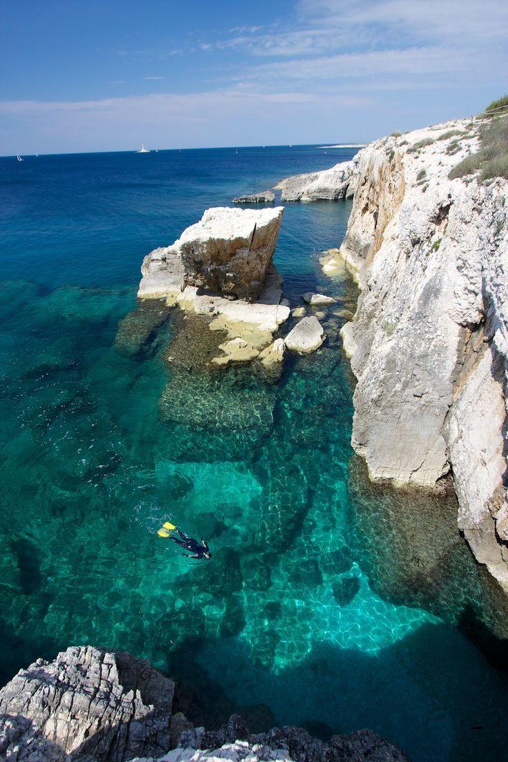 Croatia Istria Kamenjak Croatia, Places to go, Vacation