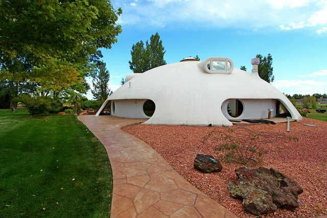 Monolithic Dome homes schools churches storages gyms and more
