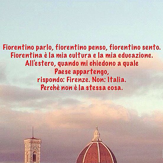 Firenze e i suoi fiorentini. Oriana Fallaci