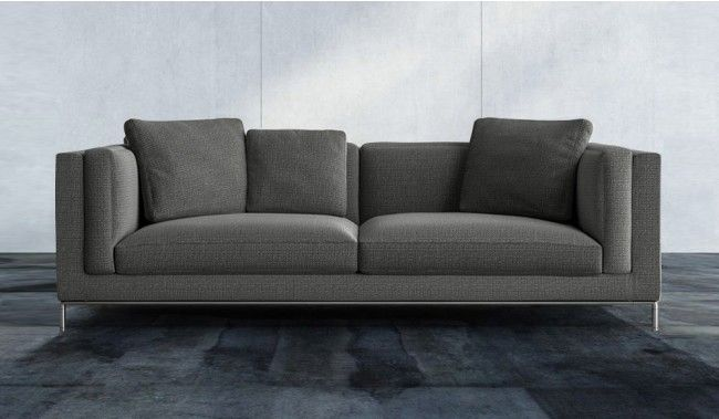 Titus 2 Seater Sofa A modern 2 seater sofa design from Bido, one of ...