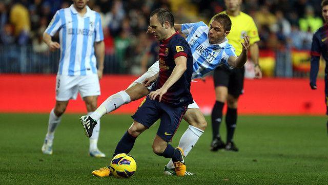 Barcelona vs Malaga en vivo hoy - Ver partido Barcelona vs Malaga en vivo hoy por la LaLiga Santander. Horarios y canales de tv que transmiten según tu país de procedencia.