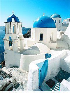 Santorini, Cyclades, Greek Isles