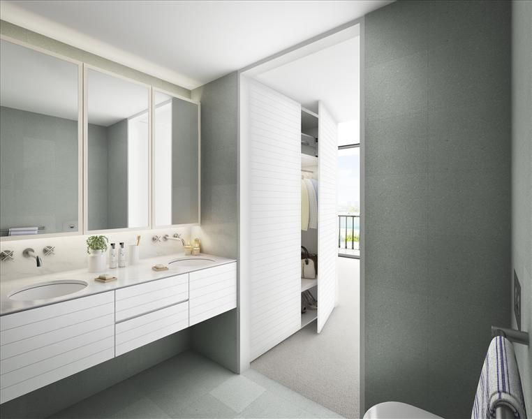 Walk Through Wardrobe To Ensuite Bathroom Mascot Refurb Pinterest Ensuite Bathrooms