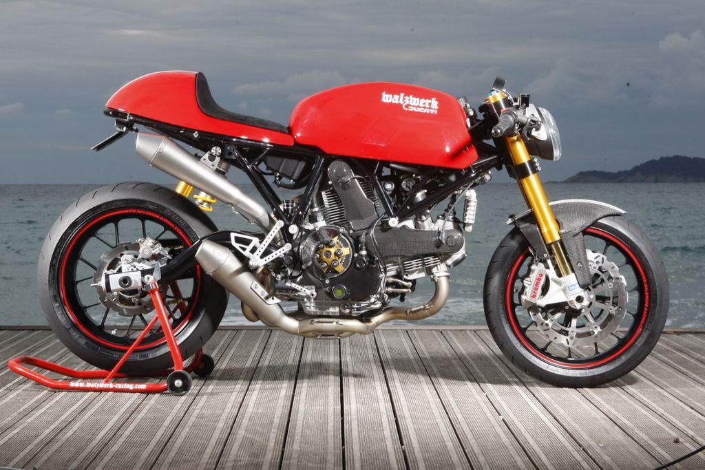 Walzwerk Ascari 1000cr Retro Motorcycle Ducati Ducati Sport