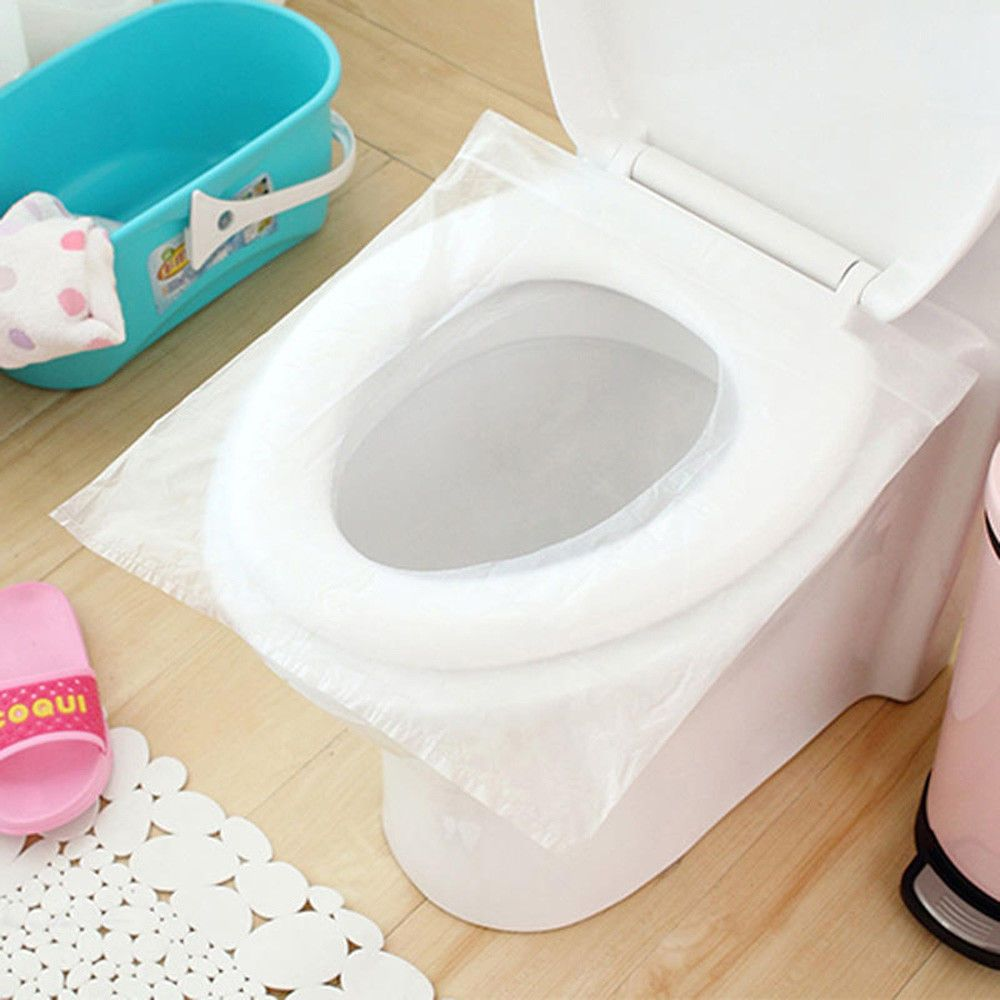 0 99 10pcs Lot Travel Safety Plastic Disposable Toilet Seat