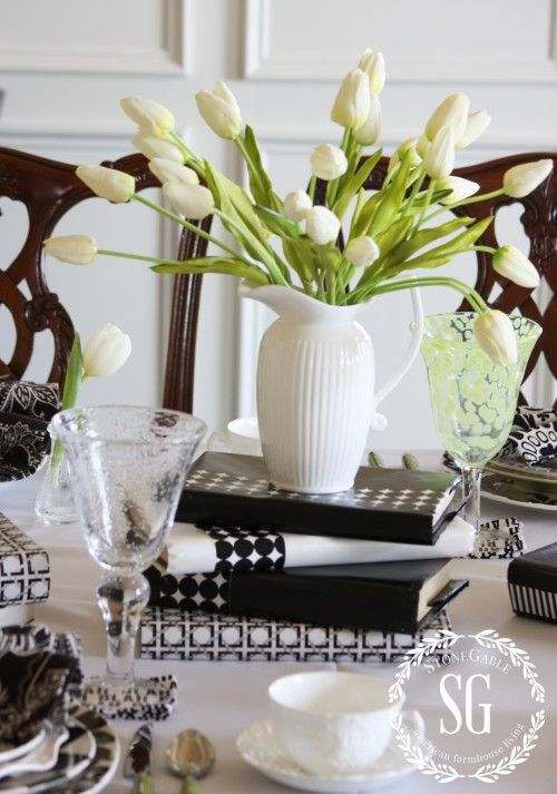 Top 10 Favorite Tablescaping Items Stonegable Table Top Decor Tablescapes Pretty Tables
