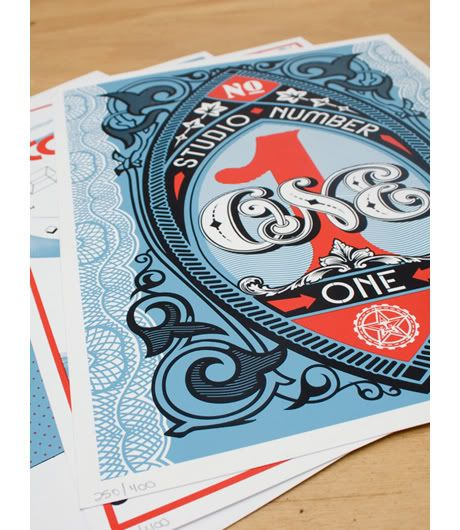 SUBLIMINAL PROJECTS - STUDIO NUMBER ONE PRINT PACK | Guillotine