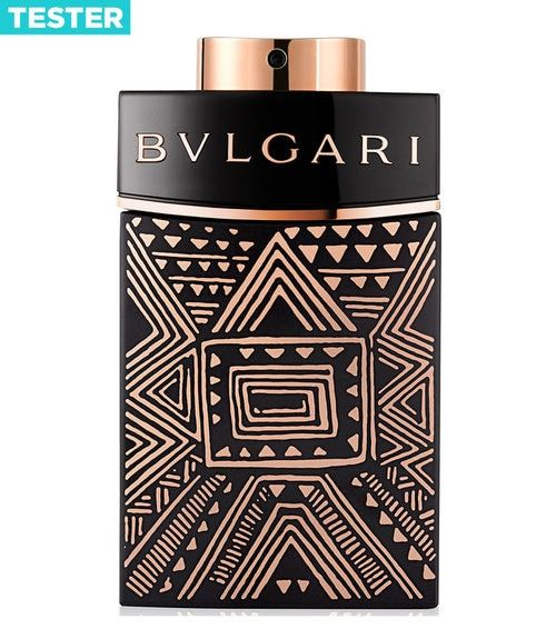 a4430b0684d Bvlgari Man in Black Essence Eau De Parfum Spray (Tester) 3.4 oz ...