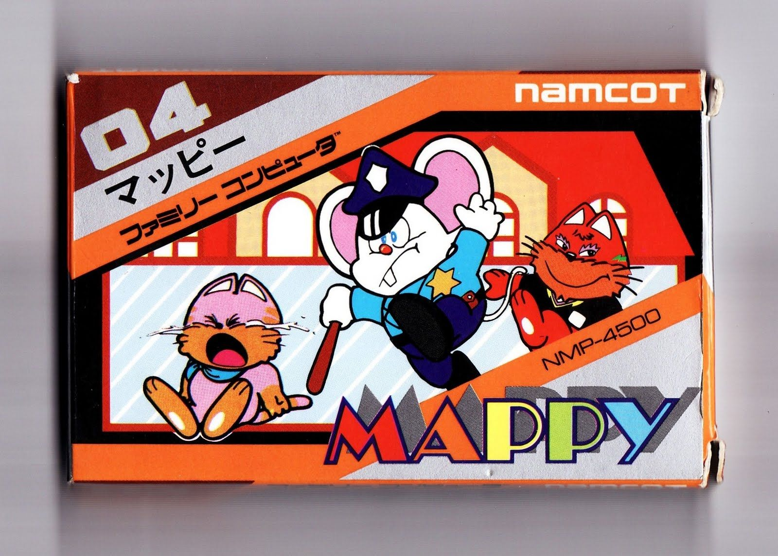 Mappy Game Nes, Fun, My childhood