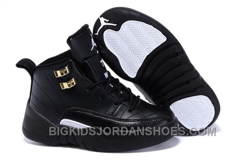 jordans 12 boys