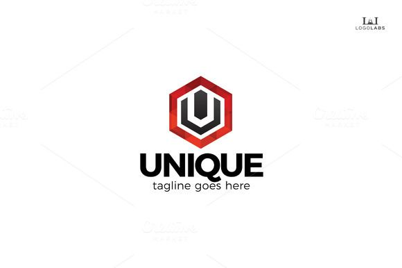 Unique - Letter U Logo by LogoLabs on Creative Market | Logo