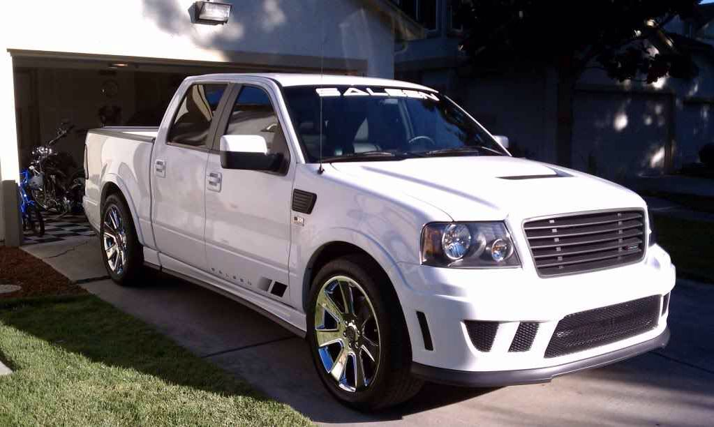 Saleen F 150 Dropped Trucks New Trucks Ford Trucks