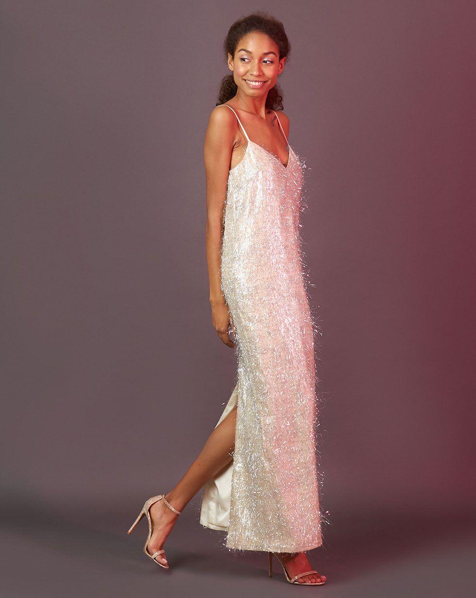 """Платье из ткани """"травка"""" (бежевый)   Платья, Модные стили ..."""
