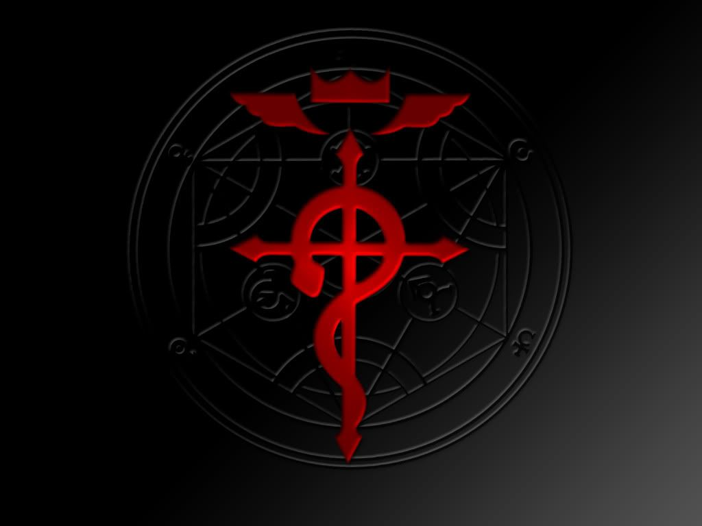 Full Metal Alchemist Symbol Read Full Metal Alchemist Manga Online