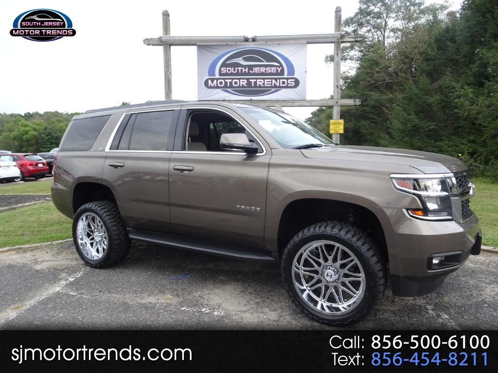 Used 2015 Chevrolet Tahoe Lt 4wd For Sale In Vineland Nj 08360 South Jersey Motor Trends Used Suv Used Cars Chevrolet Tahoe
