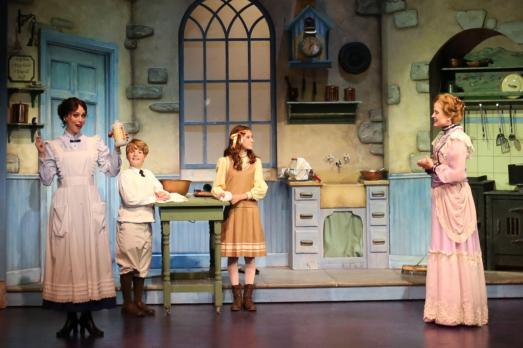 Mary Poppins Kitchen Set