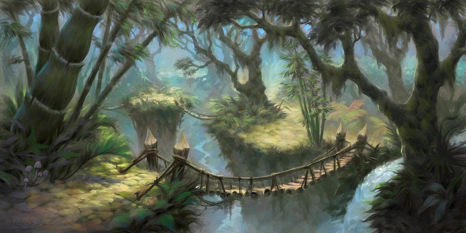 Jungle Wallpaper World Of Warcraft: 1600x800 Free Desktop Wallpaper Downloads World Of