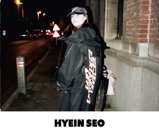 HYEIN SEO 16 FW