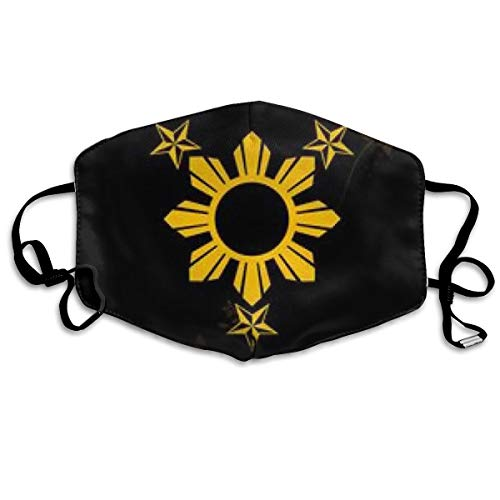 3 Stars And Sun Filipino Philippines Flag Anti Dust Face Mask Reusable Warm Windproof Mouth Mask White Masks20200 Philippine Flag Mouth Mask Mouth Mask Fashion