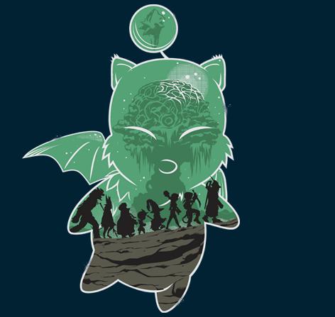 The Return Of The Fantasy Final Fantasy Ix T Shirt Gamer