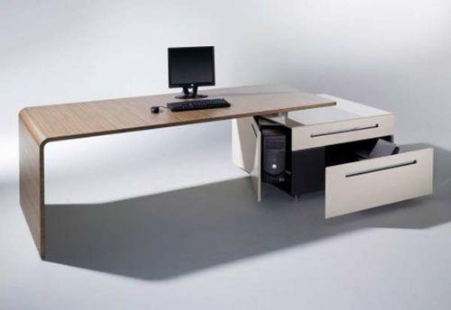 42 Ausgefallene Schreibtische Fur Ihr Buro Schreibtisch Burotisch