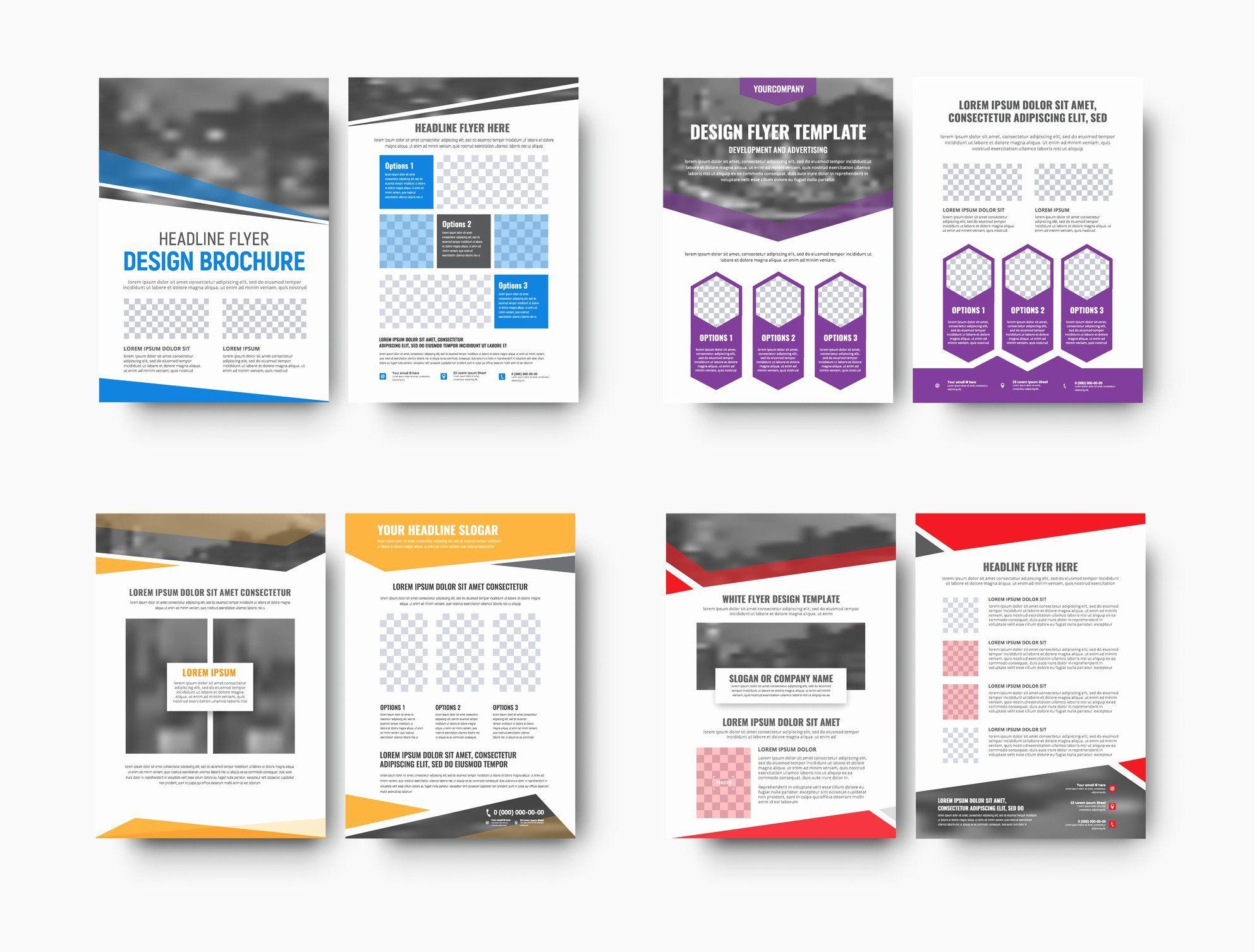 Ms Publisher Brochure Template Awesome Desktop Publishing Flyer Template Brochure Template Flyer Design Templates